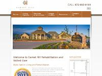 Garnet Hill Rehabilitation and Skilled Care |