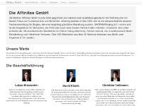 Affinitas GmbH - Seriöse Partnervermittlung Online