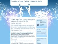 gaytontrust.org.uk Alan Gayton, Jean Gayton, Charitable Trust
