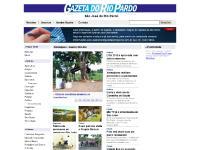 Gazeta do Rio Pardo - São José do Rio Pardo - Home