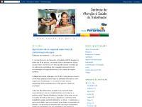 Gerência de Atenção à Saúde do Trabalhador (GEAST/PE)