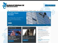 Quality Rope Access Solutions, servicing the Industrial Rope Access, IRATA, Tension