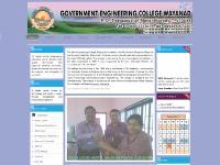 Government Engineering College Wayanad