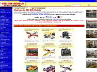 GEE DEE Models Nottingham - Thousands of models in stock.