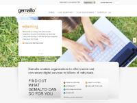 Gemalto, World leader in Digital Security