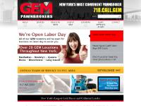 Gem Pawnbrokers New Yorks largest gold buyer sell your gold