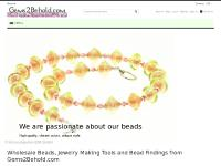 Wholesale Beads, Jewelry Findings and Tools - Gems2Behold
