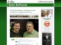 genedeforest.com constable, Montgomery County, Texas