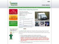 gentow.co.uk telford towbars, shropshire towbars, shrewsbury towbars