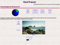 GenTracer Genealogical Research