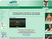anytime!, Watch the field test video!, fleas, flies