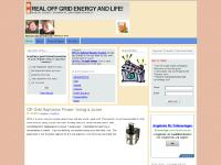 Real off grid energy and life!