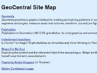 geocentral.net Geometria, Polyhedron, Wraps For My Soul