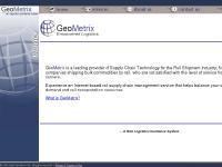 GeoMetrix - Rail Fleet Management Service
