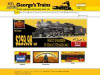 georgestrains.com Store, e-Flyer, Services