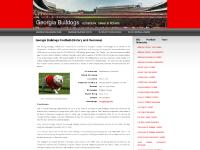 Georgia Bulldogs Football (History and Overview)