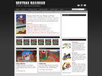 Geotrax Rail: a Geotrax Train Enthusiast Blog