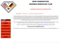 New Generation German American Club