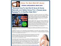 How To Get Rid of Acne Overnight, What Causes Acne, Can A Poor Diet Cause You To Have Acne, Exercise and Acne