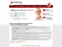 Website builder. Make your own website - HOME