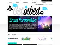 getinbed.co.uk Communications, Brand Activation, Brand Partnerships