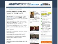 getmoremomentum.com Affiliates, Reviews, Performance Review Call