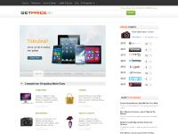 Getprice.com.au - Comparison Shopping Australia - Compare prices, get the best