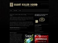 GIANT KILLER SQUID