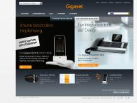 Gigaset Communications - Cordless and corded ISDN, VoIP, DECT phones