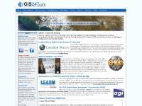 GIS247 - online GIS training