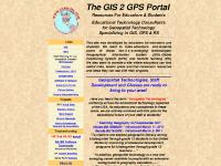 GIS 2 GPS - Geographical Information System and Global Positioning System
