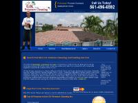 Pressure Washing|Roof Cleaning|Delray Cleaning|Palm Beach-Broward|Gutter Cleaning