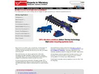 Recycling Systems and vibratory waste recovery equipment | GK Vibrating