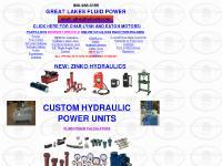 glhydraulics.com Schrader Bellows, Parker, Power Team