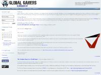 globalgamers.net Community, Gaming, My GG