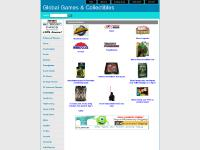 Global Games & Collectibles Homepage