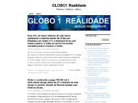 globo1.wordpress.com GLOBO1 Realidade, Início, Deixar um comentário
