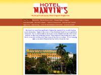Hotel Manvin's - Home