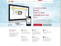 Clio: Online Legal Practice Management Software | SaaS for Lawyers, Attorneys, Law Firms