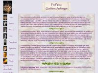 Find Your Goddess Archetype - Home Page, goddess-power.com
