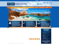 Travel Agents - Travel Agency Online | Fox World Travel