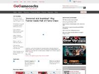 gogamecocks.com Sports, Football, Baseball