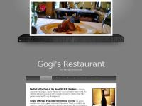 RESERVATIONS, PHOTOS, GOGI'S, LOCATION