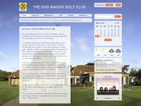 Members' Log-in, visitors, Old Course, he Wandlebury