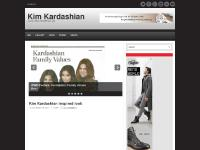 Best Kim Kardashian Fan Site. All About Kim Kardashian. Must See!