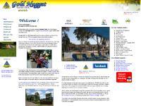 Gold Nugget, Bendigo's Premier Tourist & Caravan Park - Home