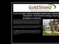 Goldshield: Replacement DuraGreen UPVC Double Glazing In Essex