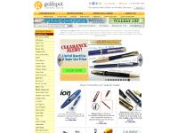 goldspot.com Fountain Pens, Waterman, Parker