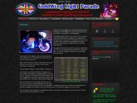 GoldWing Light Parade