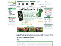 Handsfree Golf GPS | GPS for Golf from Golf Plus | For Less Than £100